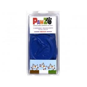 Scarpette per cani Medium in gomma Pawz