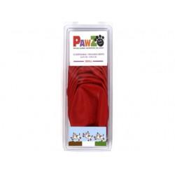 Scarpette per cani Small in gomma Pawz